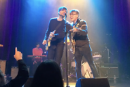 "Watch Ben Gibbard Join Teenage Fanclub to Play ""The Concept"" in Seattle"