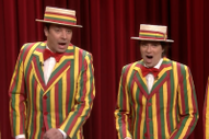 Watch Weezer&#8217;s Barbershop Rendition of &#8220;Buddy Holly&#8221; on <i>Fallon</i>