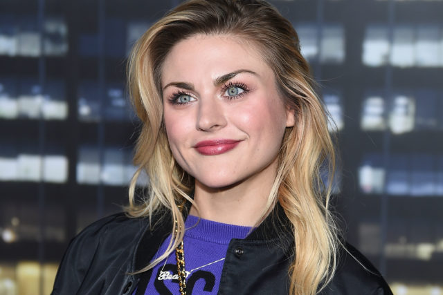 frances bean cobain can't tell rupaul about record deal rumors