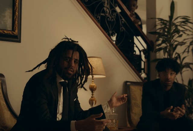21 Savage A Lot Ft J Cole Video Spin