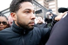 Bond Hearing Held For Actor Jussie Smollett After  Disorderly Conduct Charge