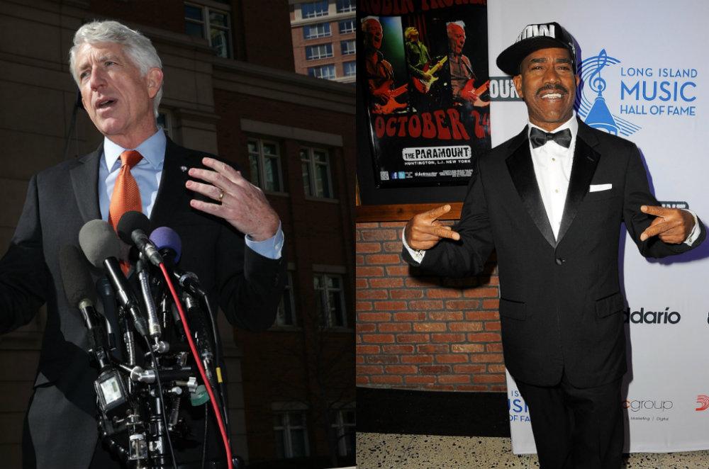 VA Attorney General Mark Herring Namechecks Kurtis Blow in Blackface Statement