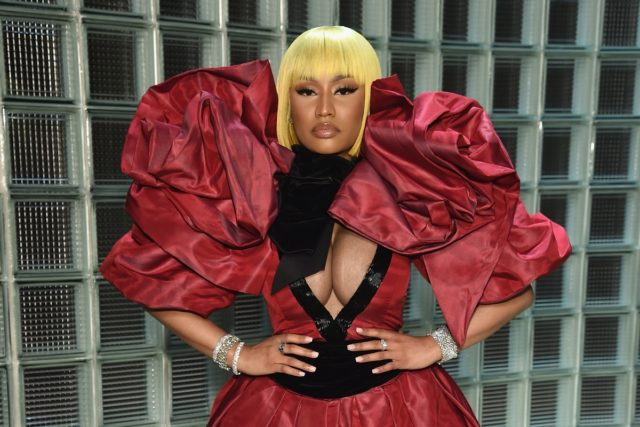 Nicki Minaj Says She Was ''Bullied Into Staying Quiet'' by Grammys