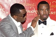 Vandal Decapitates Puff Daddy Figure at Madame Tussauds