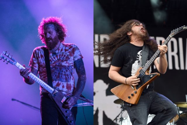 Mastodon and Coheed and Cambria Announce Joint Tour | SPIN