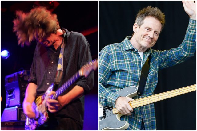 Thurston Moore and John Paul Jones Form Supergroup for