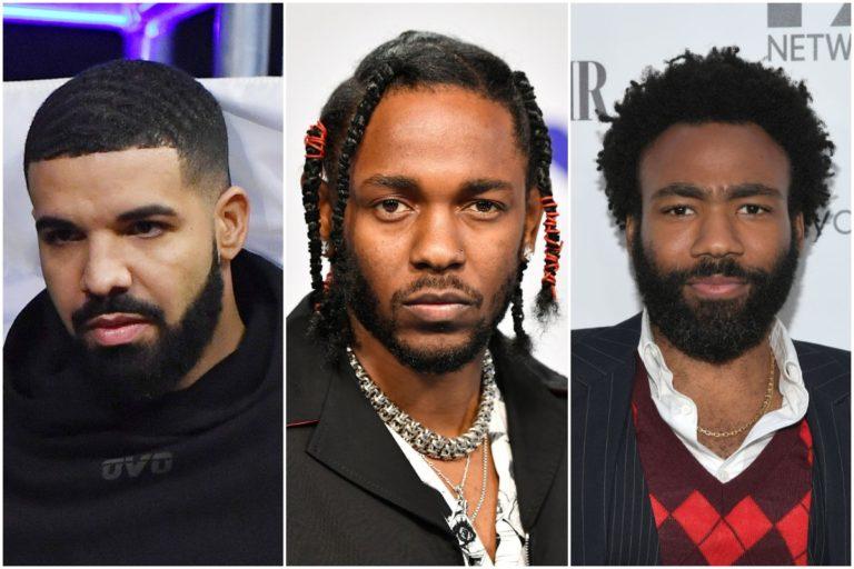 Drake Kendrick Lamar Childish Gambino 2019 Grammys Performance