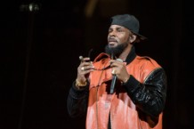 R. Kelly Banned from Philadelphia