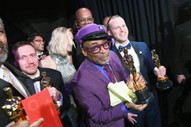 Spike Lee Did Not Hide His Feelings About <i>Green Book</i> Last Night