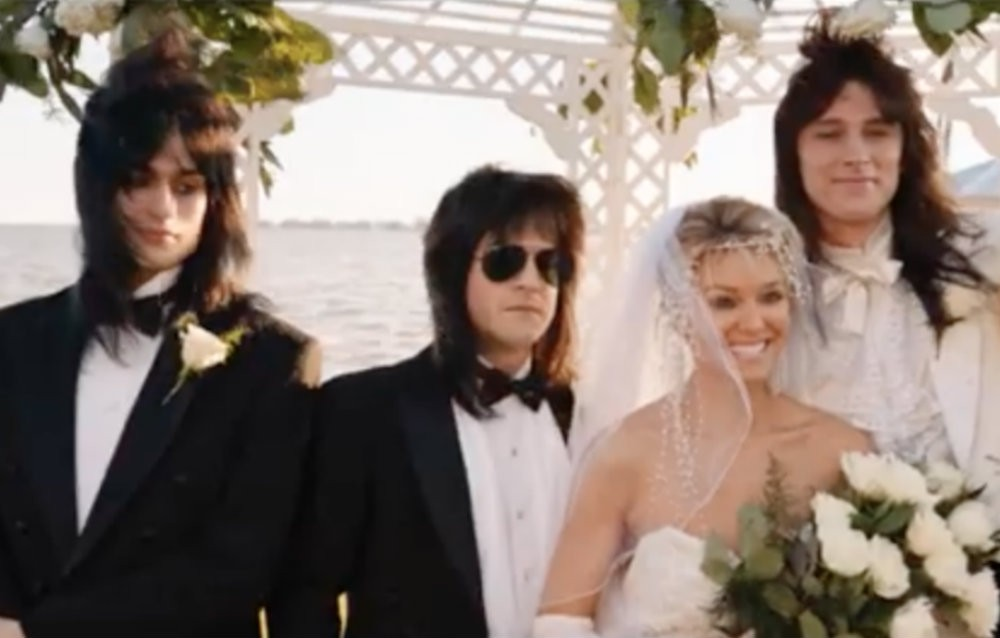 Netflix Releases 'The Dirt' Trailer for Motley Crue Biopic