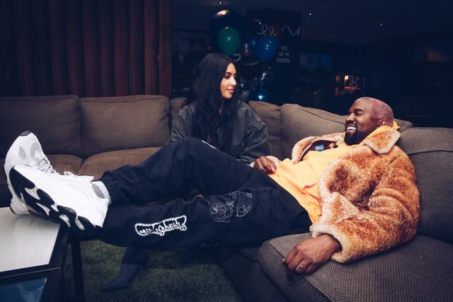 Kim kardashian and kanye west hookup 2019