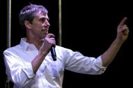 Beto O'Rourke Attends Metallica Show Instead of Making Presidential Bid
