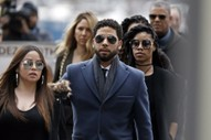 Jussie Smollett Pleads Not Guilty to 16 Felonies in Alleged Hoax