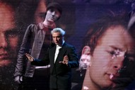 David Byrne Inducts Radiohead Into the Rock and Roll Hall of Fame