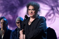The Cure Perform, Get Inducted Into Rock and Roll Hall of Fame by Trent Reznor