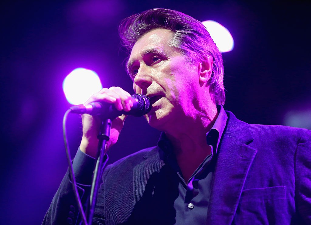 Bryan Ferry Brian Eno Roxy Music Rock and Roll Hall of Fame