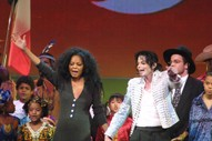 "Diana Ross Voices Support for Michael Jackson: ""A Magnificent Incredible Force"""