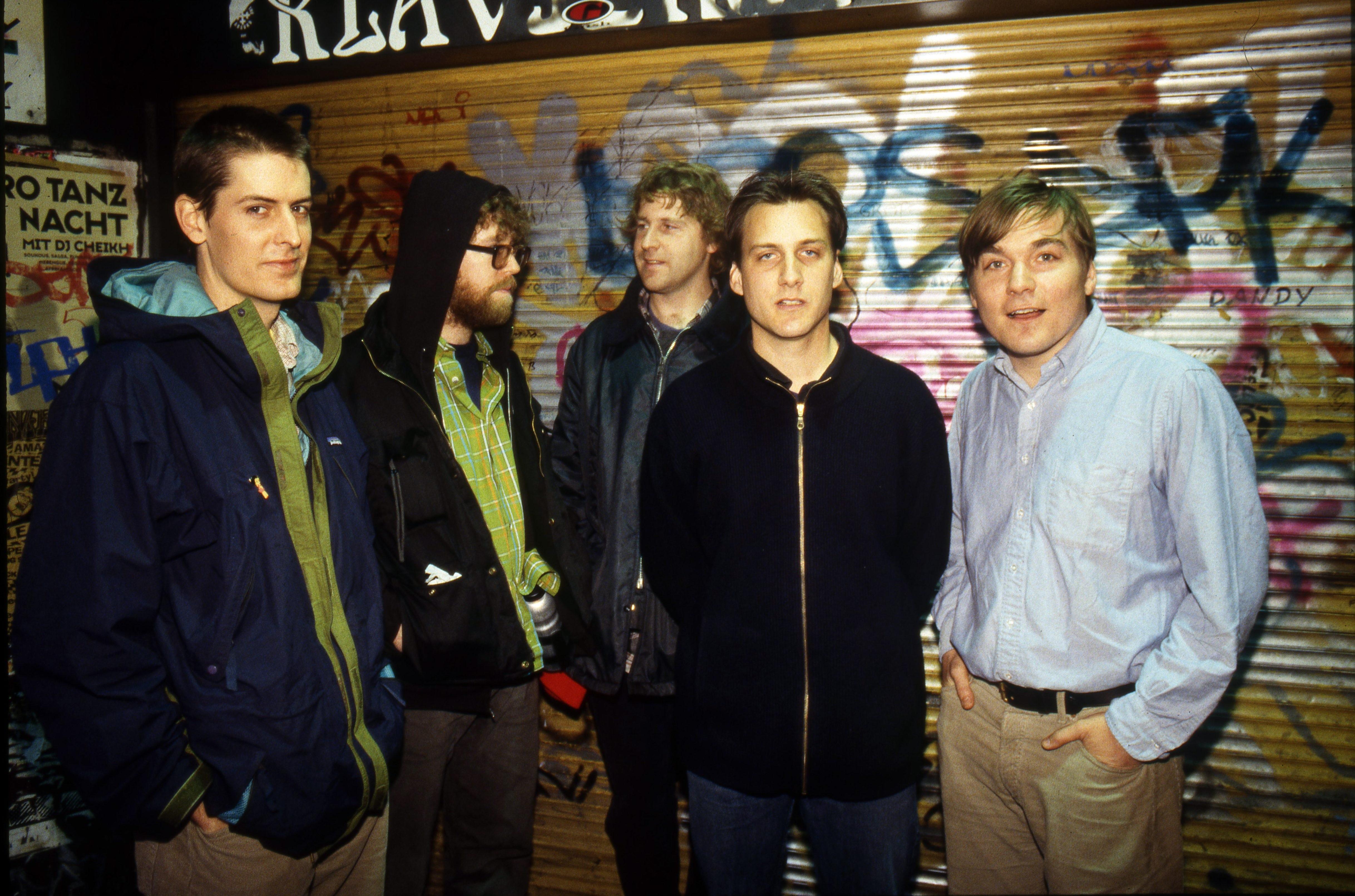 Pavement Geramany 1997