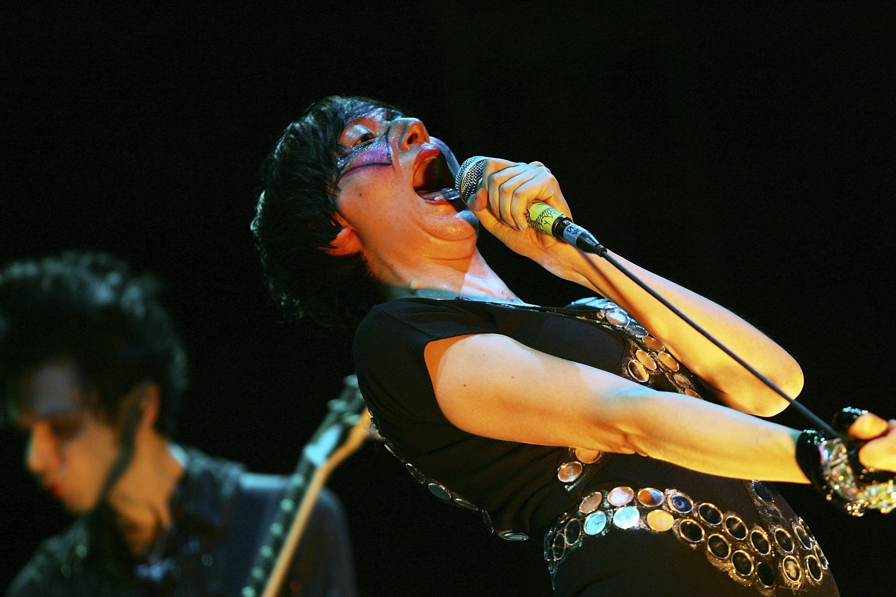 The Art of Falling Apart: Our April 2006 Cover Story on the Yeah Yeah Yeahs