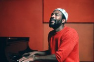 Stream Marvin Gaye&#8217;s Lost 1972 Album <i>You&#8217;re The Man</i>
