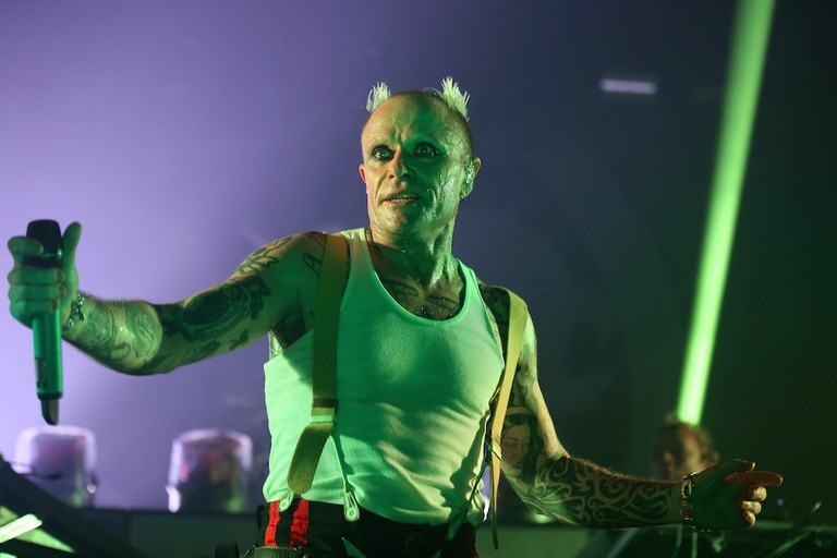 The Prodigy Perform At O2 Academy Brixton