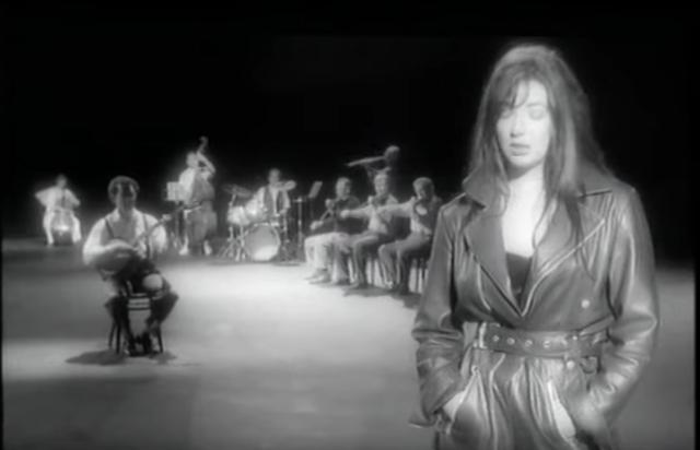 Kate Bush The Man I Love Video Watch