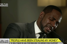 R. Kelly CBS This Morning Interview Part 2