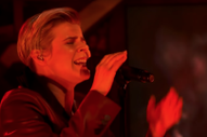 Watch Robyn Perform &#8220;Ever Again&#8221; on <i>The Late Show with Stephen Colbert</i>