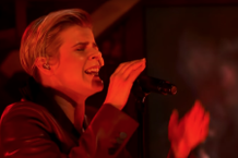 Robyn The Late Show with Stephen Colbert Watch