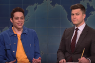 Pete Davidson Tackles Michael Jackson, R. Kelly Allegations on <i>SNL</i>: &#8220;Talented People Are Sick&#8221;