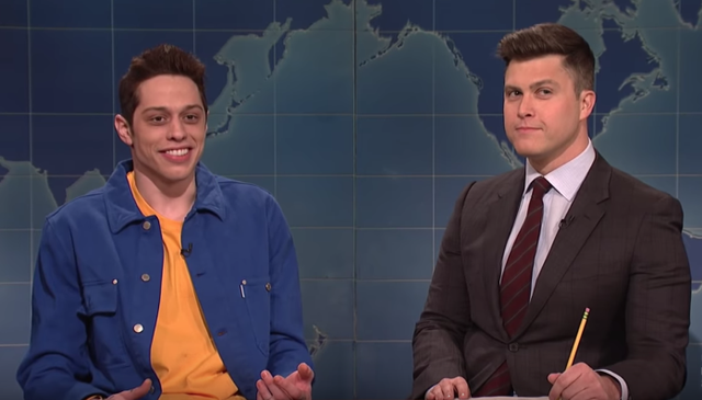 Pete Davidson Isn't Bothered About the 20 Years Gap in HIs Relationship