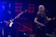 Better Oblivion Community Center Perform &#8220;Sleepwalkin'&#8221; on <i>The Late Late Show</i>