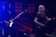 "Better Oblivion Community Center Perform ""Sleepwalkin'"" on Corden"