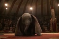 "<i>Dumbo</i> Teaser Trailer Features Arcade Fire's Cover of ""Baby Mine"""