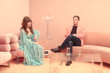 "jenny lewis video ""red bull & hennessy"" tim heidecker mac demarco david arquette"