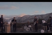 local natives album announce violet street video
