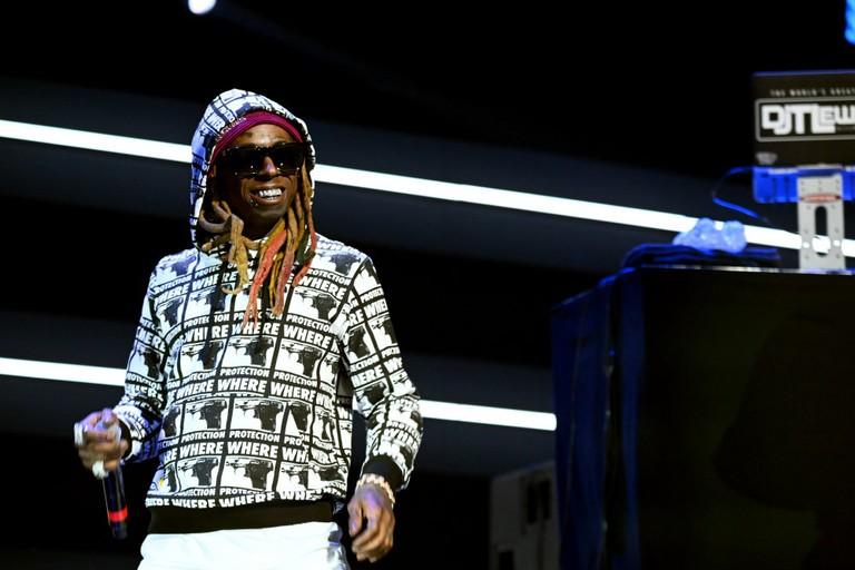 Lil Wayne to Play Lollapalooza 2019