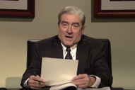 Watch Robert De Niro Join the Cast of <i>SNL</i> to Interpret the Mueller Report