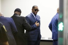 R. Kelly in Custody for Failing to Pay Child Support