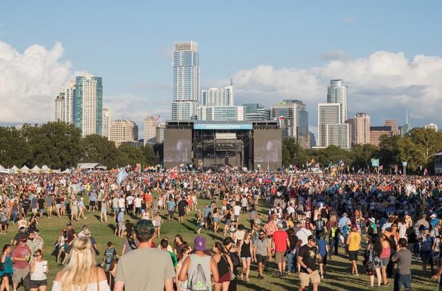 2018 Austin City Limits Music Festival - Weekend 1