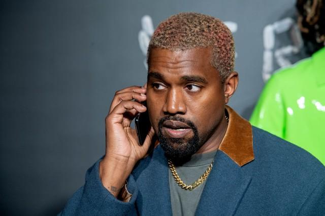 Kanye West's Coachella