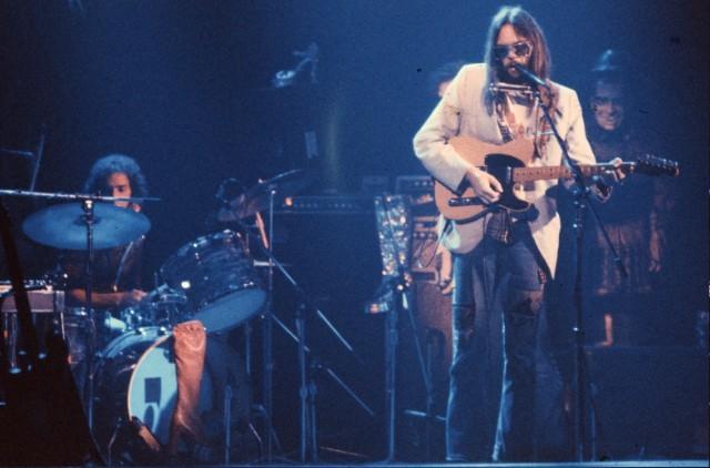 Neil Young Announces 1973 Live Album Tuscaloosa