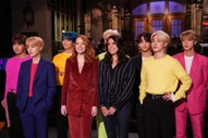 Watch BTS Perform &#8220;Boy With Luv&#8221; and &#8220;Mic Drop&#8221; on <i>SNL</i>