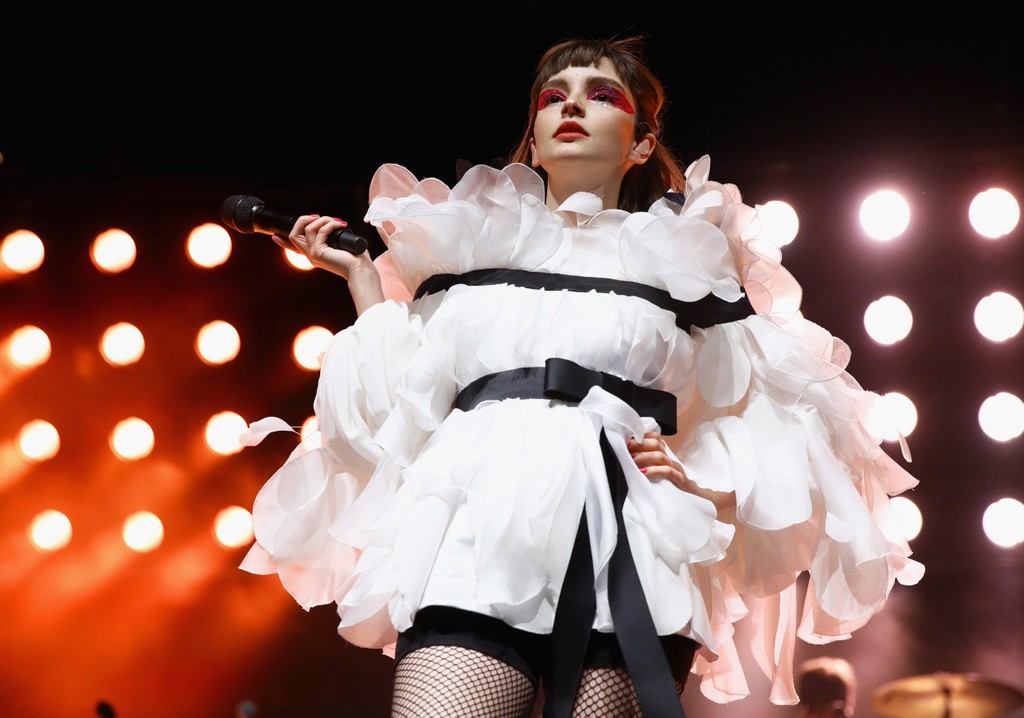 Chvrches Call Out Marshmello for New Chris Brown and Tyga