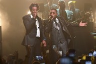 Watch Jay-Z Bring Out Nas and Cam'ron at New York Performance