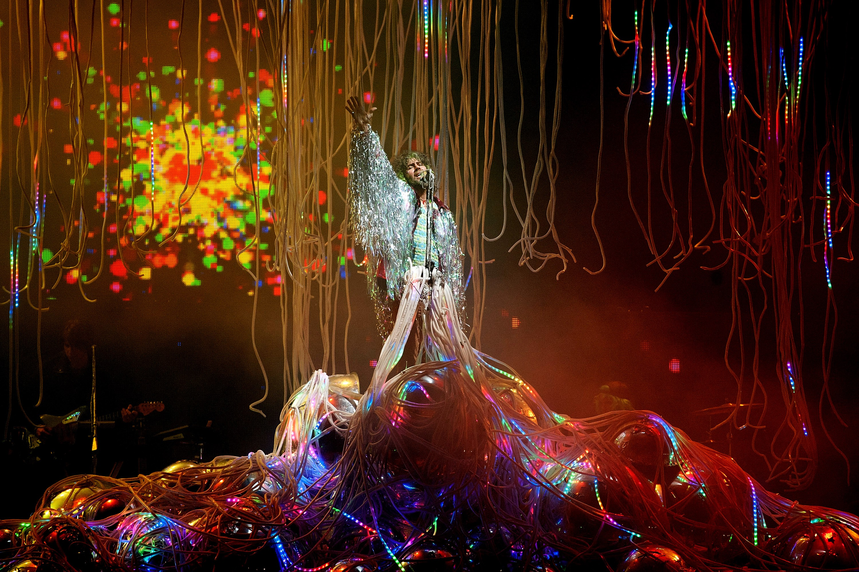 The Flaming Lips: Spin's 2009 Cover Story