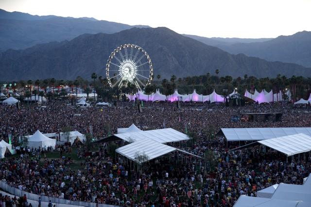 2014 Coachella Valley Music and Arts Festival - Day 1