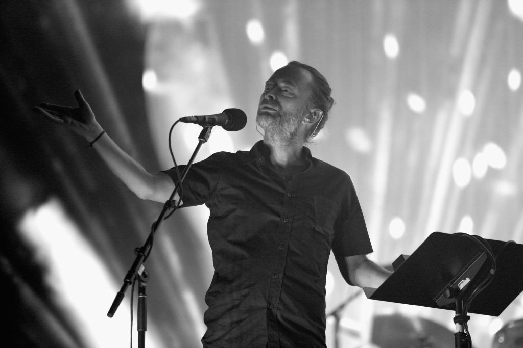 Thom Yorke Radiohead BBC Radio 3
