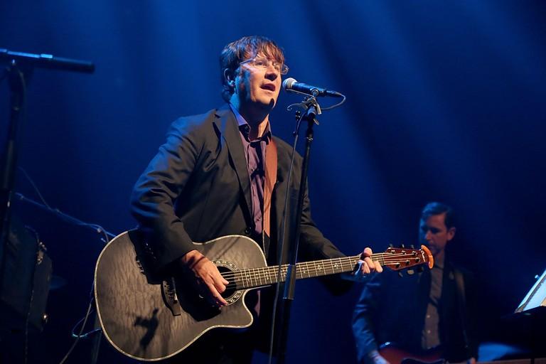 Jason Isbell Performs In Concert - Austin, TX