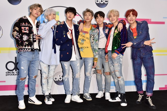 BTS Discuss Learning English, Handling Fame, and South